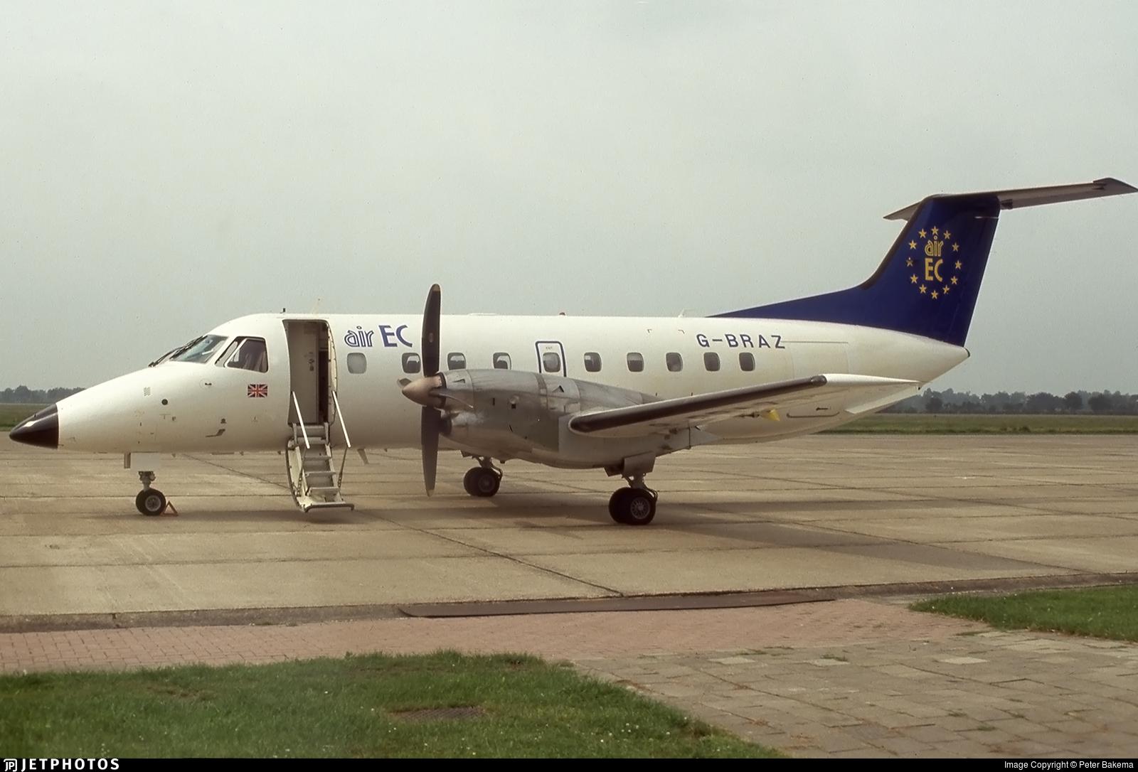 G-BRAZ - Embraer EMB-120RT Brasília - Air EC