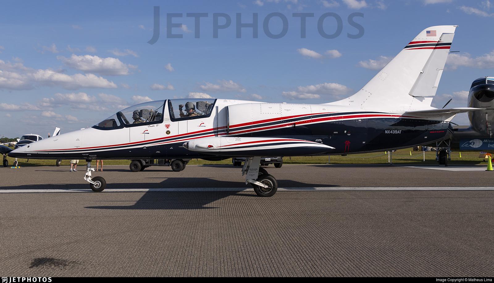 NX439AT - Aero L-39C Albatros - Private
