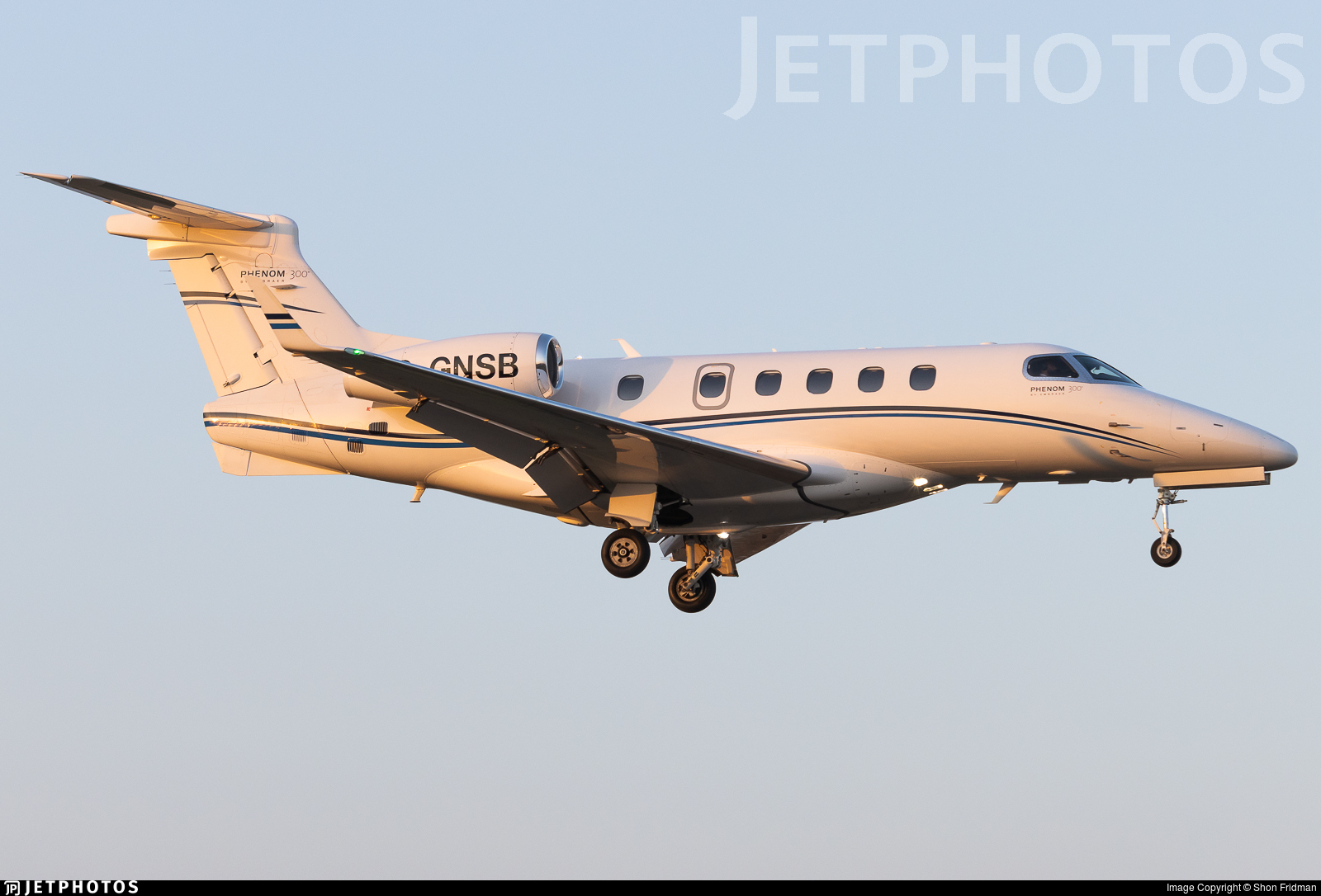 C-GNSB - Embraer 505 Phenom 300 - FlyGTA Airlines