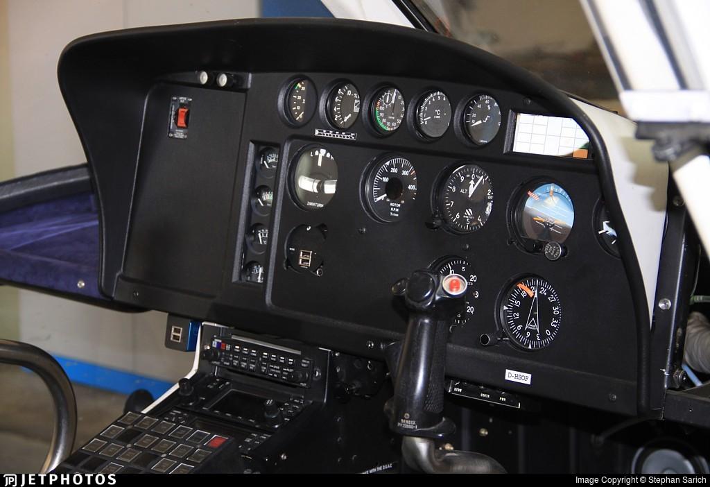 D-HSOF - Aérospatiale AS 350B Ecureuil - Private