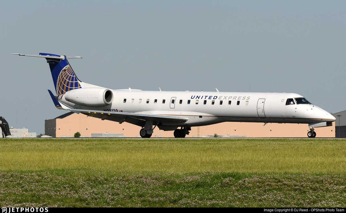 N23139 - Embraer ERJ-145XR - United Express (ExpressJet Airlines)