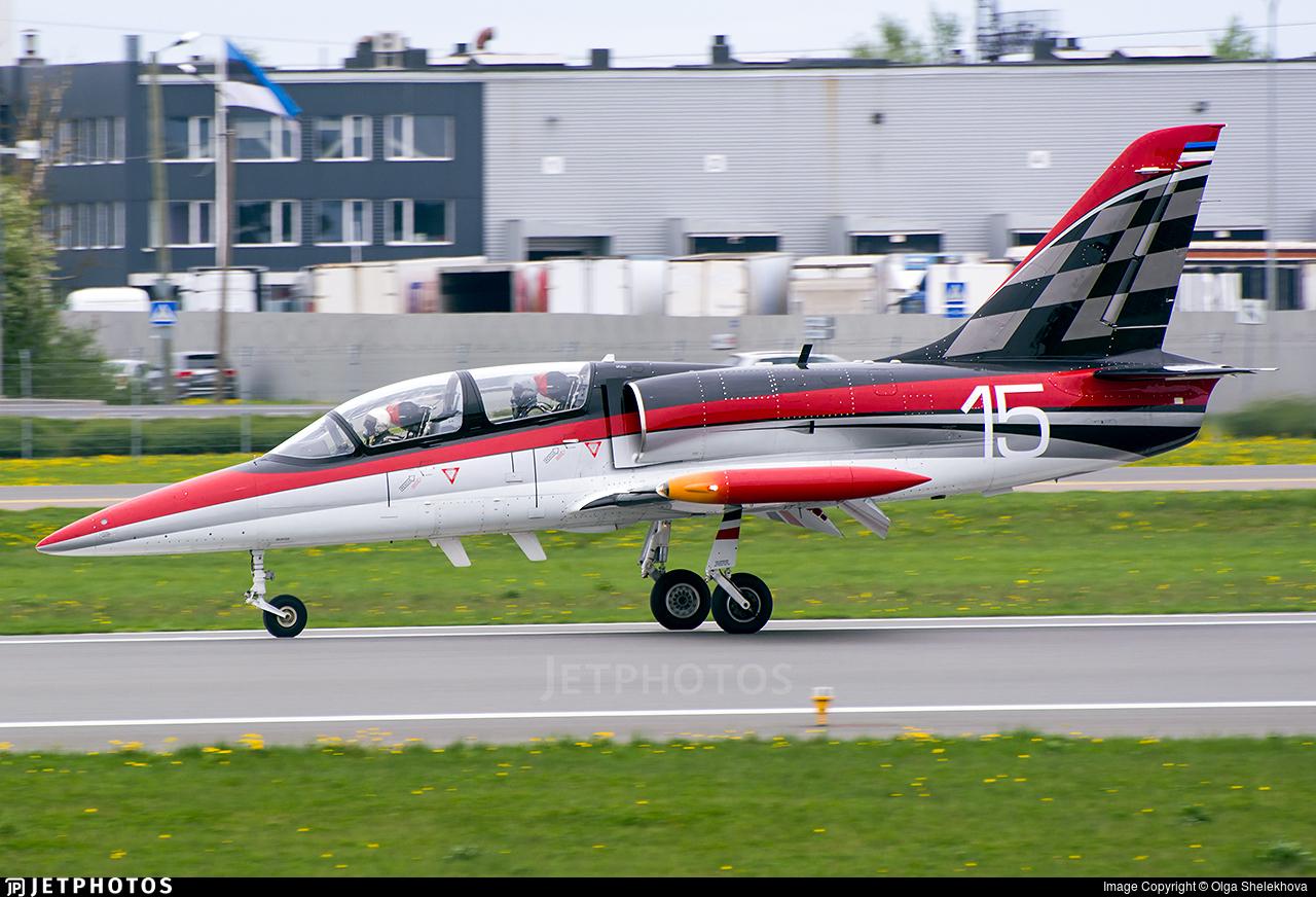 15 - Aero L-39C Albatros - Estonia - Air Force