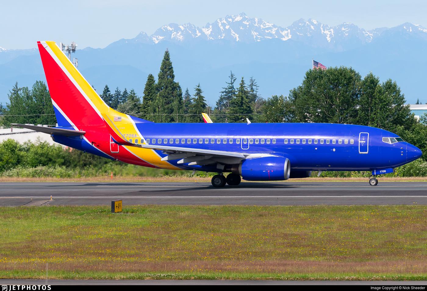 N7706A - Boeing 737-76N - Untitled
