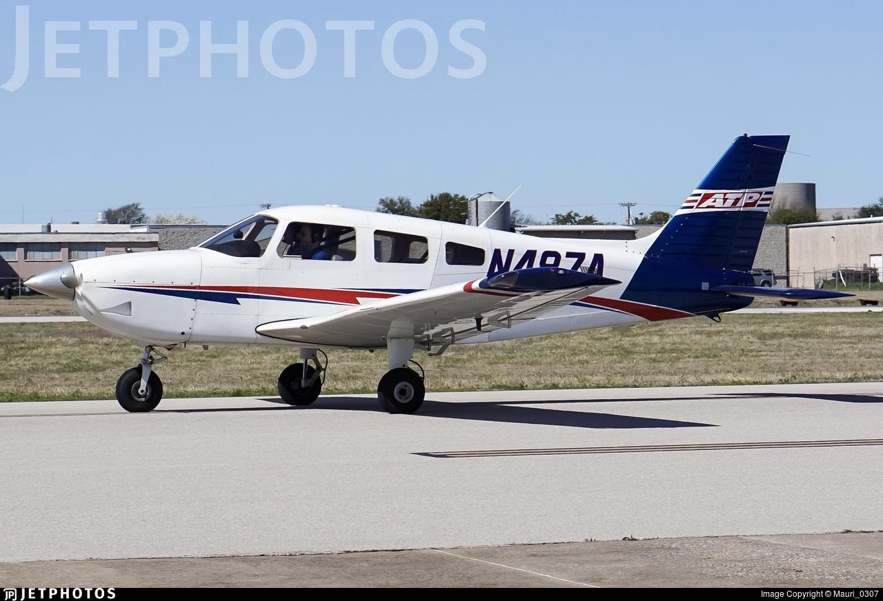N487A - Piper PA-28-181 Archer LX - Private