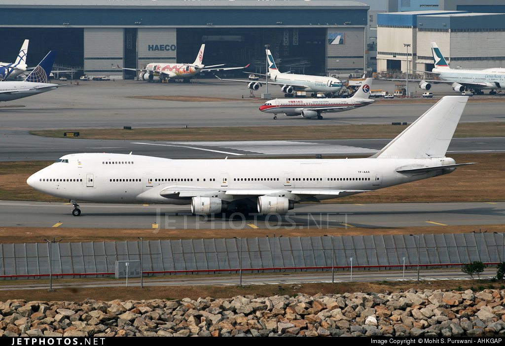TF-AAA - Boeing 747-236B(SF) - Air Atlanta Icelandic