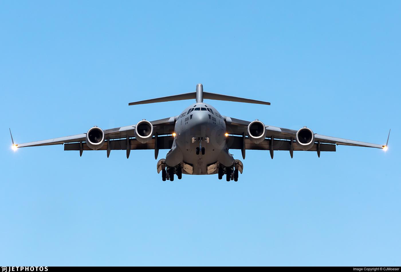96-0006 - McDonnell Douglas C-17A Globemaster III - United States - US Air Force (USAF)