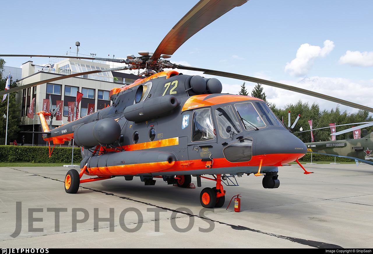 RF-04474 - Mil Mi-171Sh Baikal - Russia - Air Force