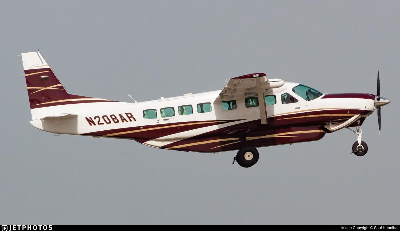 N208AR | Cessna 208B Grand Caravan | Textron Aviation | Saul