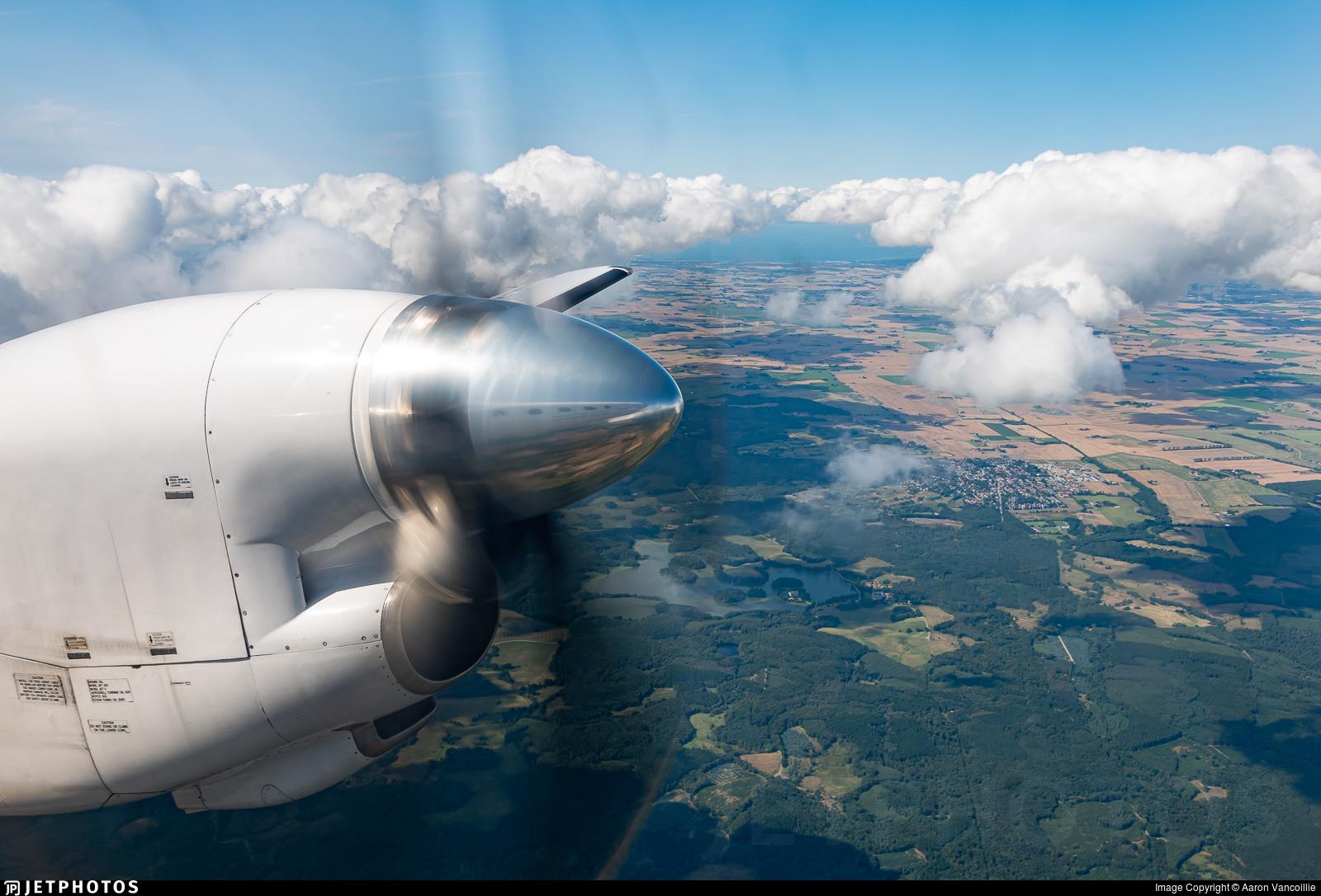 ES-NSE - Saab 2000 - Air Skåne Malmö (Air Leap)