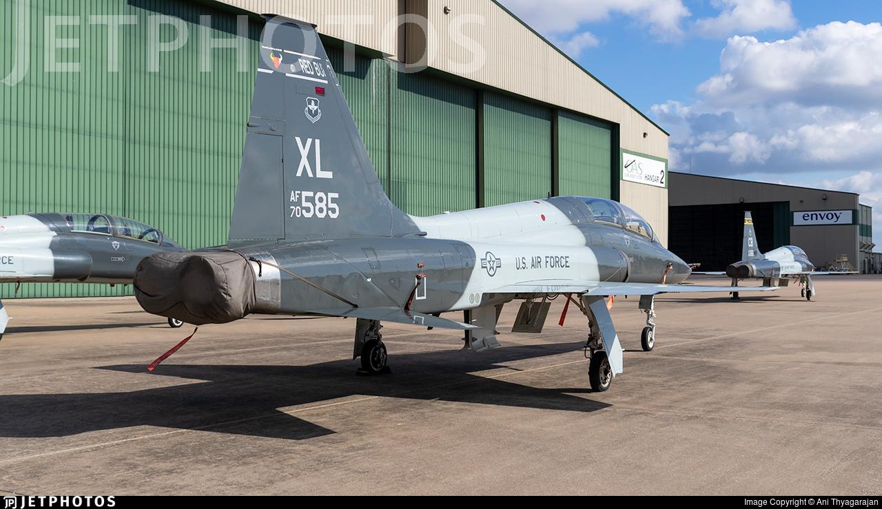 70-1585 - Northrop T-38C Talon - United States - US Air Force (USAF)