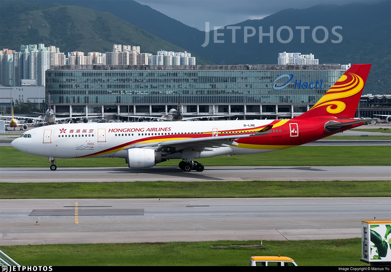 B-LNE - Airbus A330-223 - Hong Kong Airlines