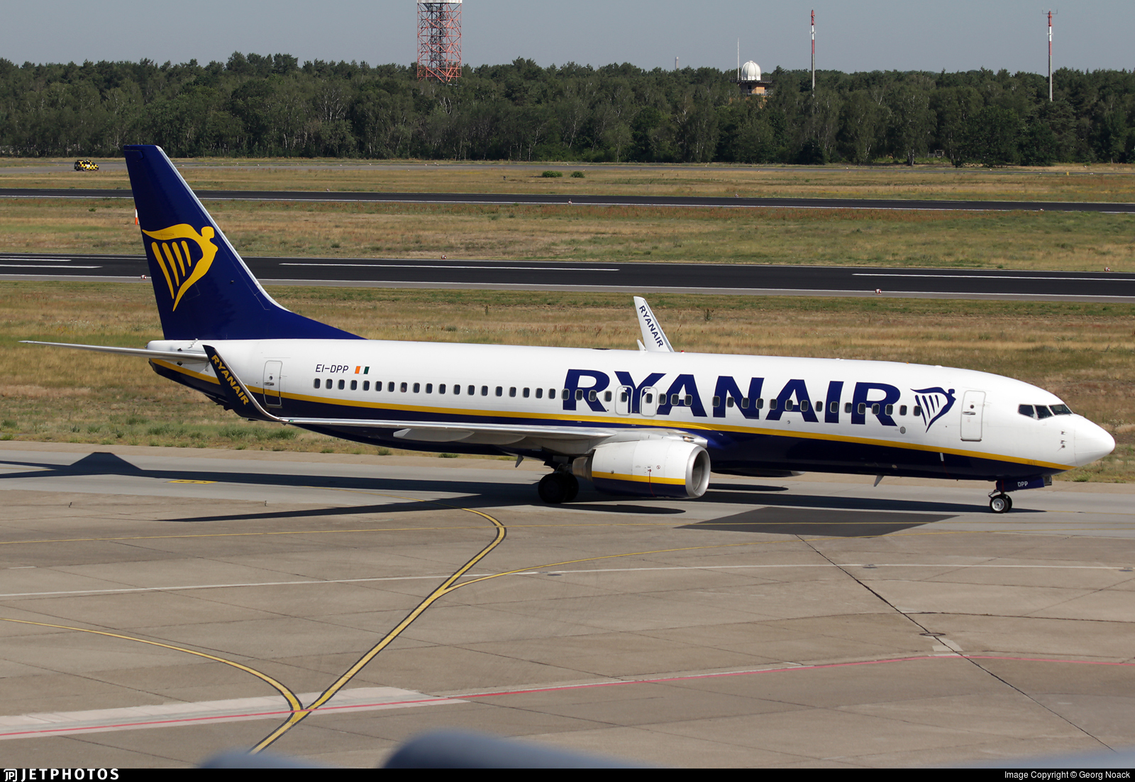 EI-DPP - Boeing 737-8AS - Ryanair