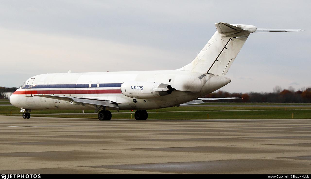 N112PS - McDonnell Douglas DC-9-15(F) - Kitty Hawk Aircargo (KHA)
