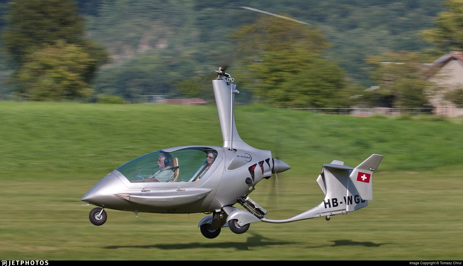 HB-WGD - Ela-Bossonney 10-Eclipse - Private