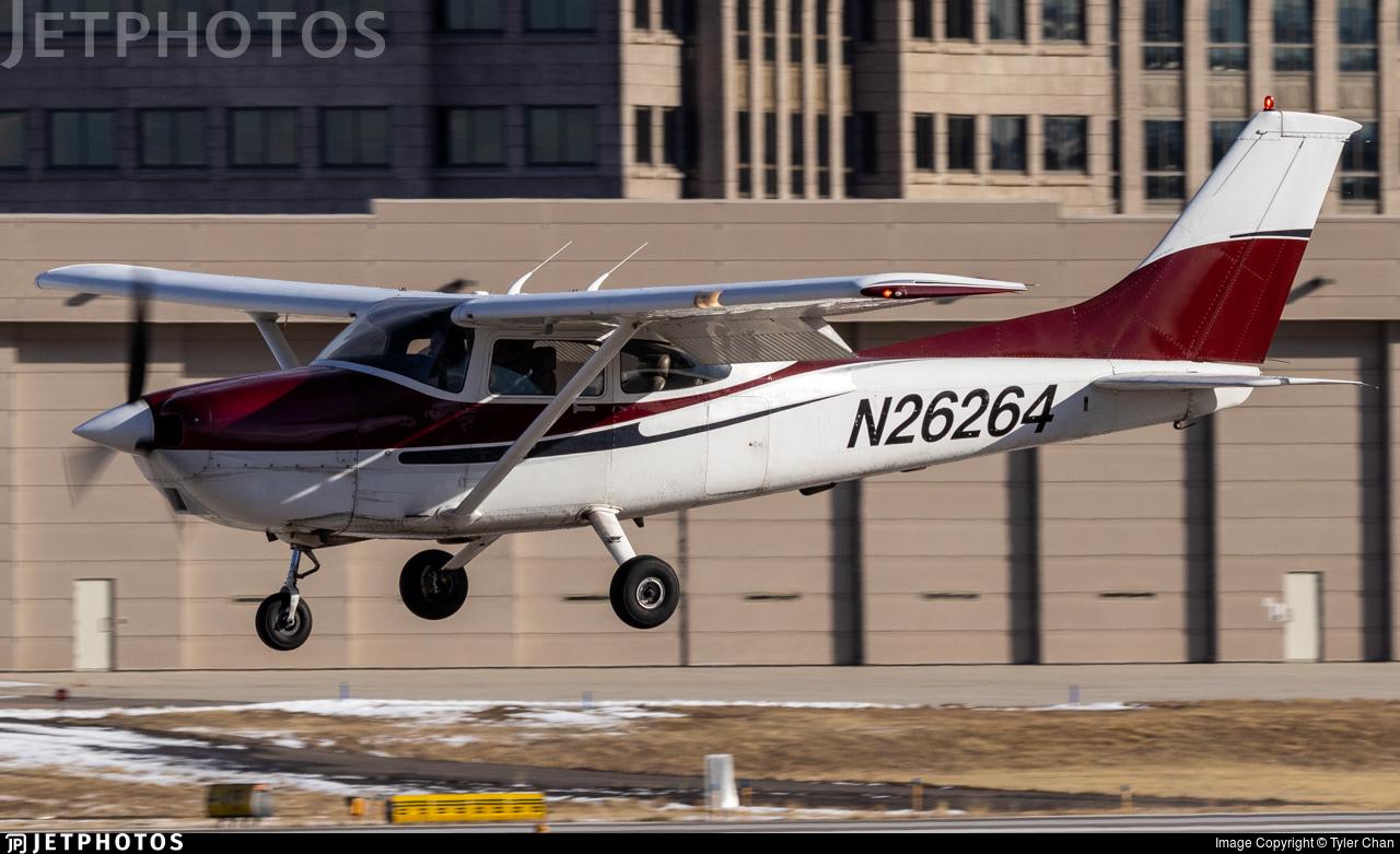 N26264 - Cessna 182S Skylane - Private