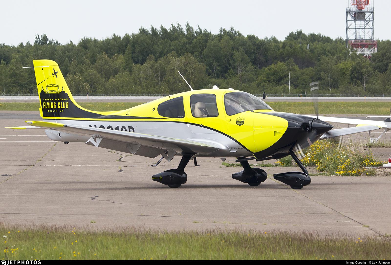 N621GB - Cirrus SR20-G3 - Cirrus Aviation