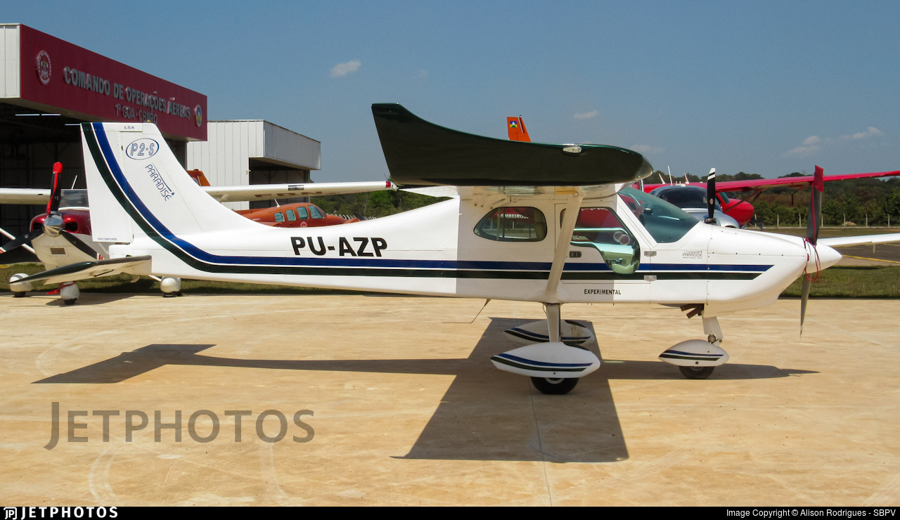 PU-AZP - Paradise P2-S - Private