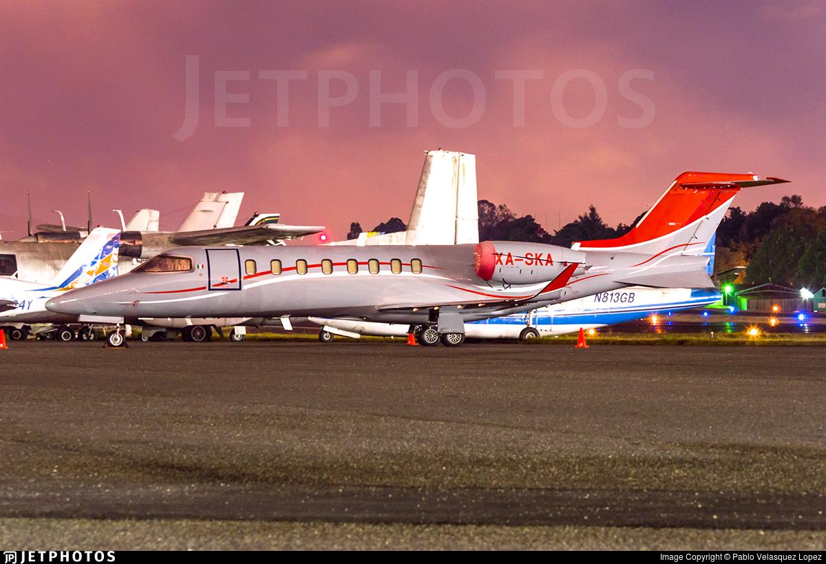 XA-SKA - Bombardier Learjet 75 - Private