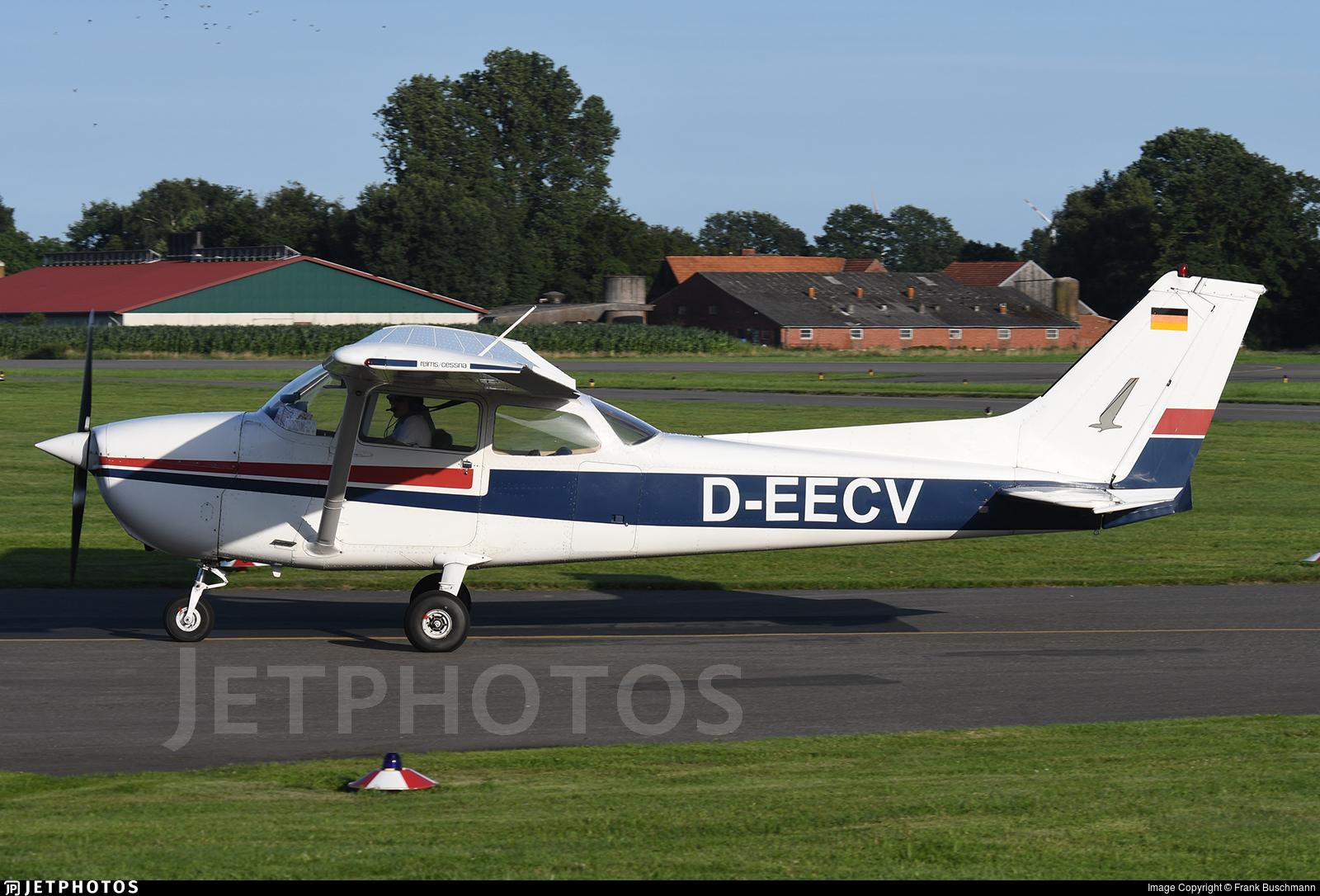 D-EECV - Reims-Cessna F172N Skyhawk II - Private