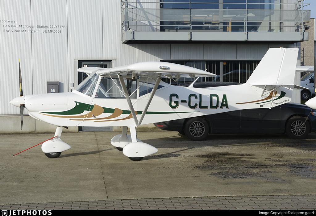 G-CLDA - Lambert Mission M108 - Private