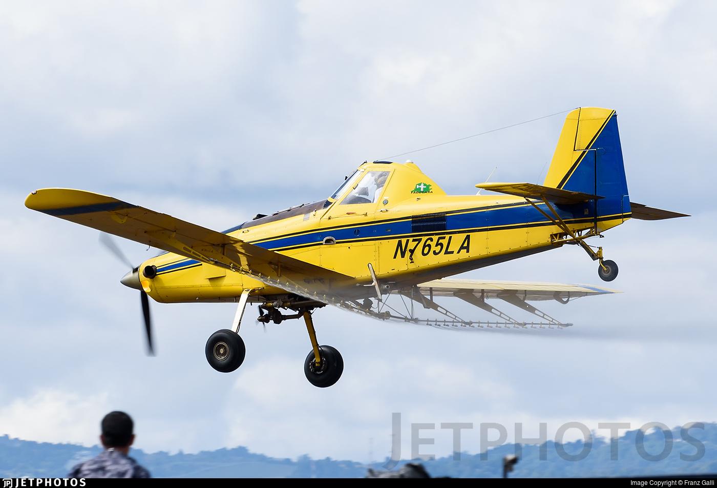 N765LA - Air Tractor AT-502B - Fadecasa - Fumigaciones Aereas de Cultivos Agricolas