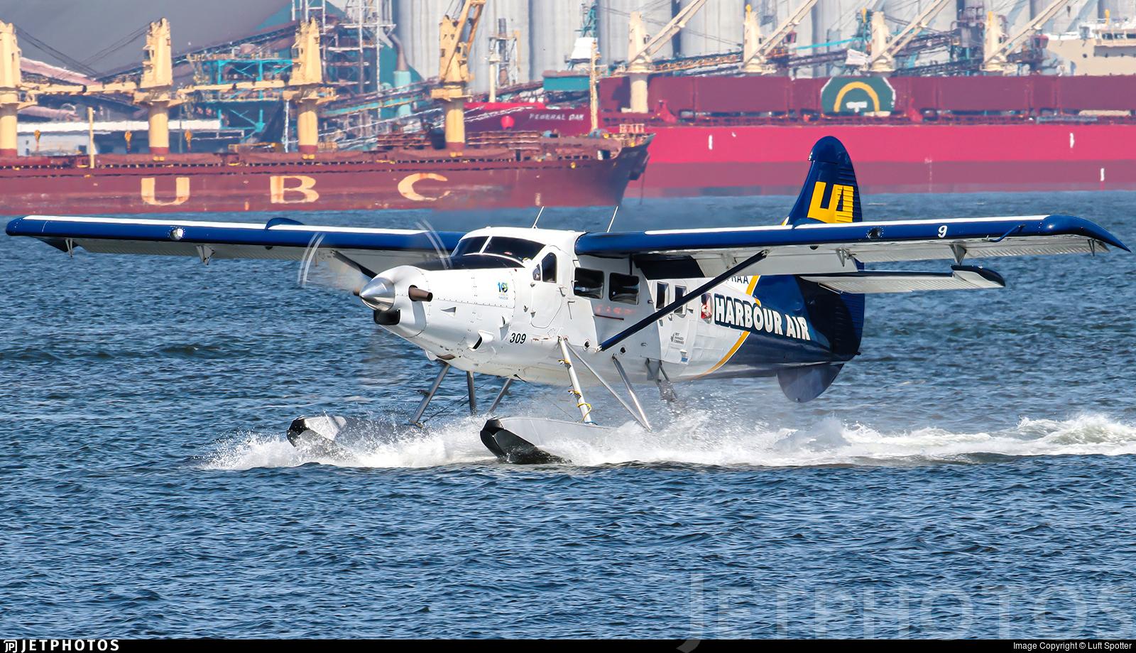 C-FHAA - De Havilland Canada DHC-3T Vazar Turbine Otter - Harbour Air