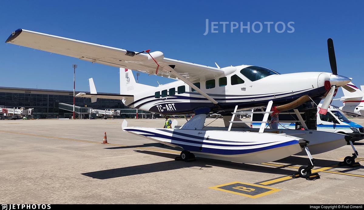 TC-ART - Cessna 208B Grand Caravan EX - Private