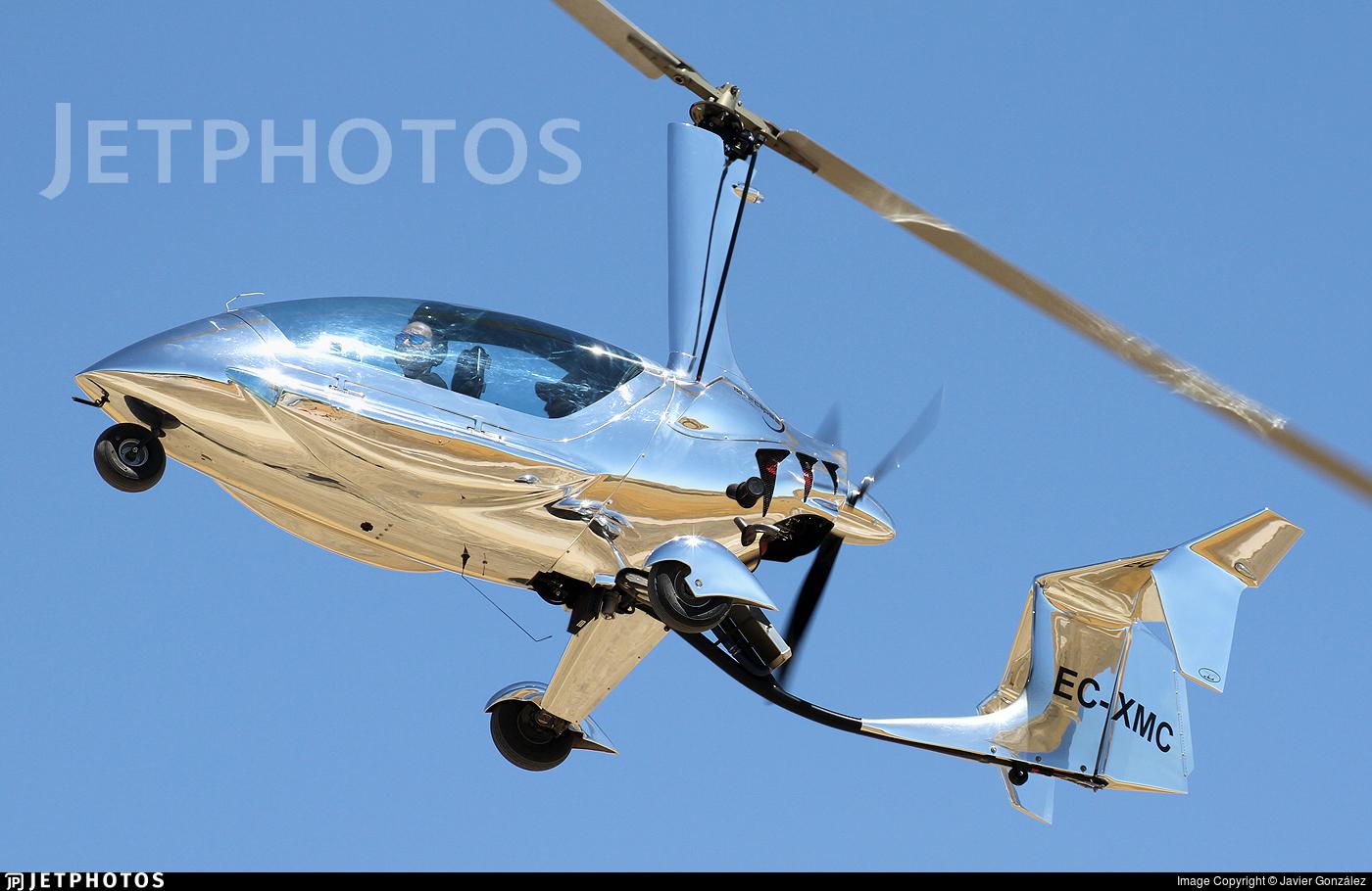 EC-XMC | Ultralight Aircraft Ela G10 Eclipse | Private