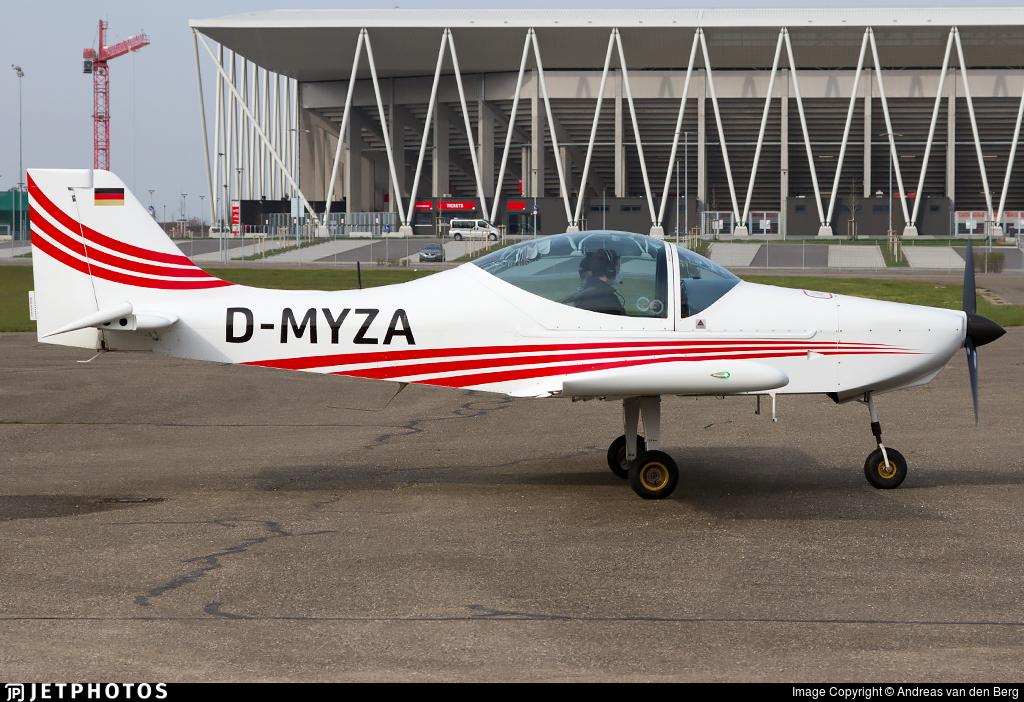 D-MYZA - Aerostyle Breezer - Flugschule Link