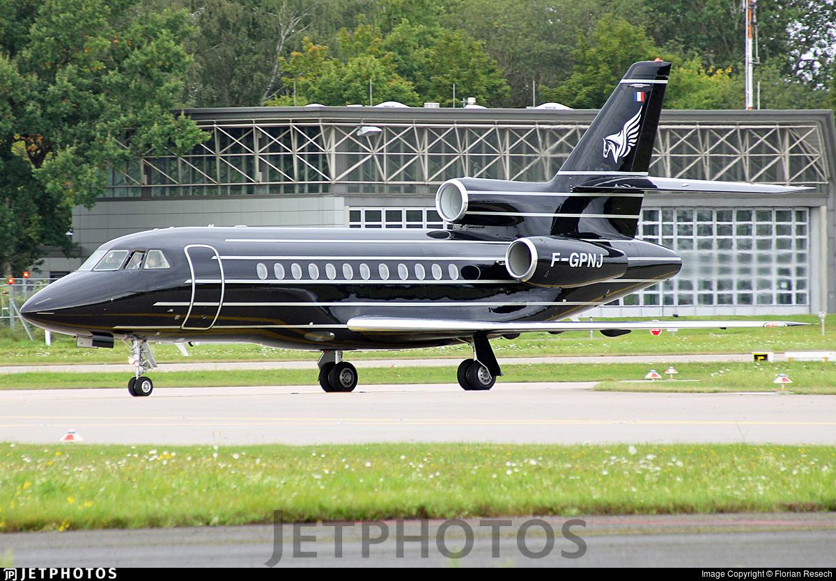 F-GPNJ - Dassault Falcon 900EX - Aerovision