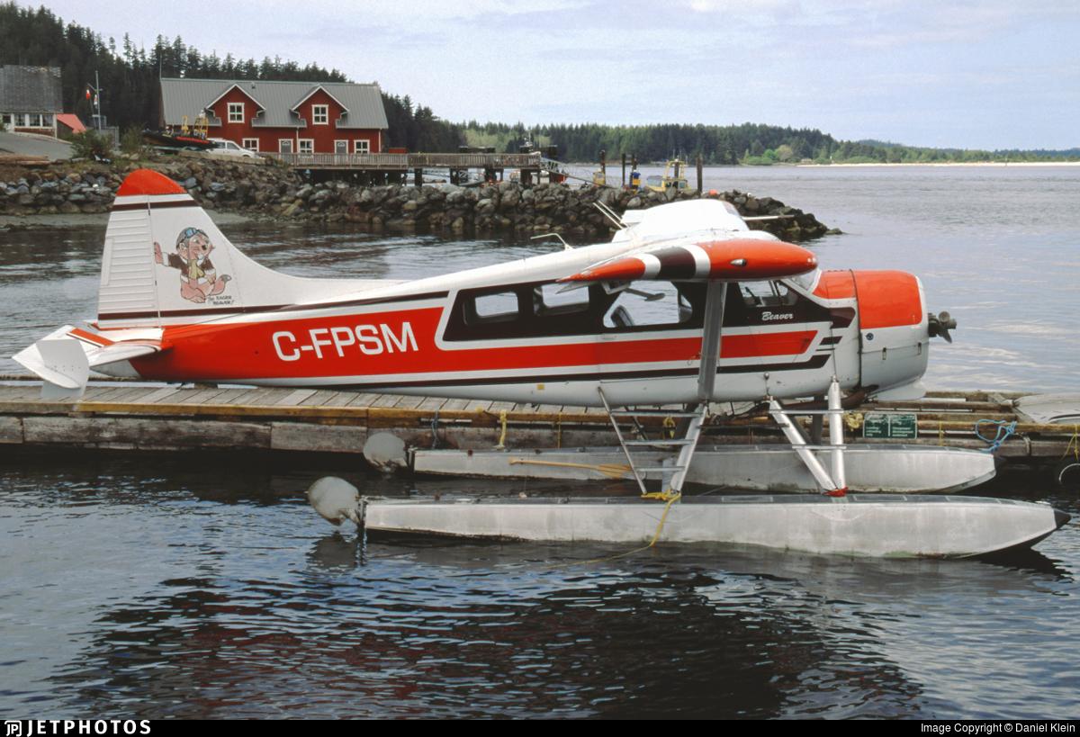 C-FPSM - De Havilland Canada DHC-2 Mk.I Beaver - Private