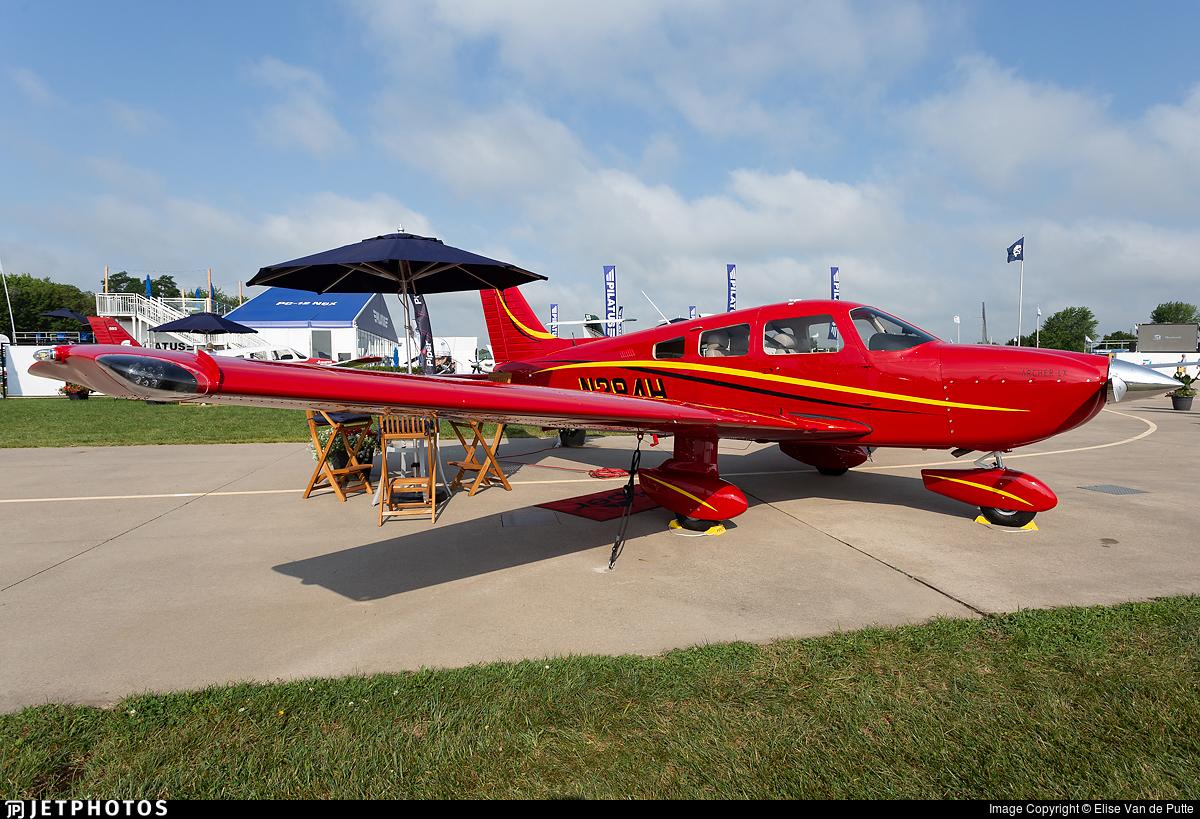 N284H - Piper PA-28-181 Archer LX - Piper Aircraft