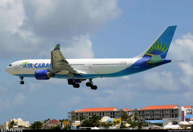 F-OFDF - Airbus A330-223 - Air Caraïbes