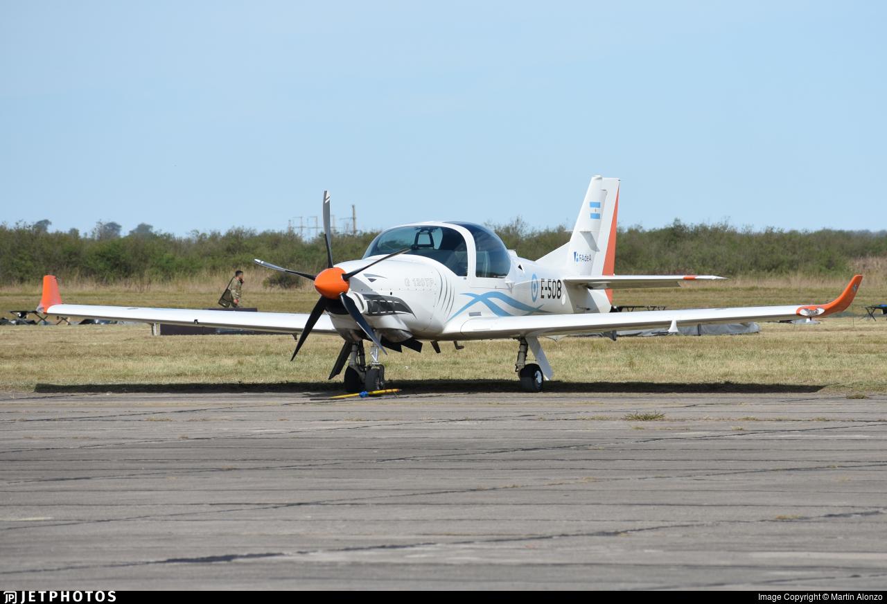 E-508 - Grob G120TP - Argentina - Air Force