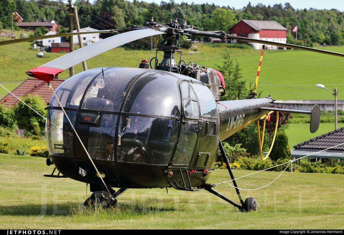 LN-ORG - IAR-316B - Private