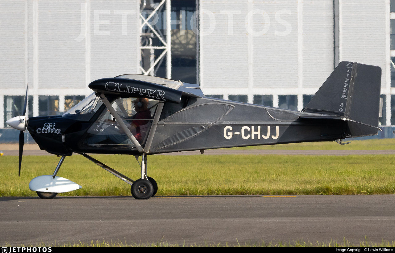 G-CHJJ - Medway Clipper 80 - Private