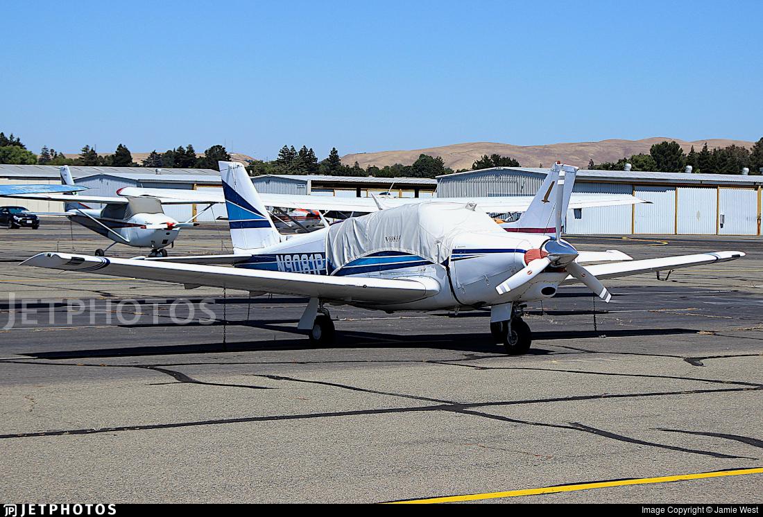 N9081P - Piper PA-24-260 Comanche - Private