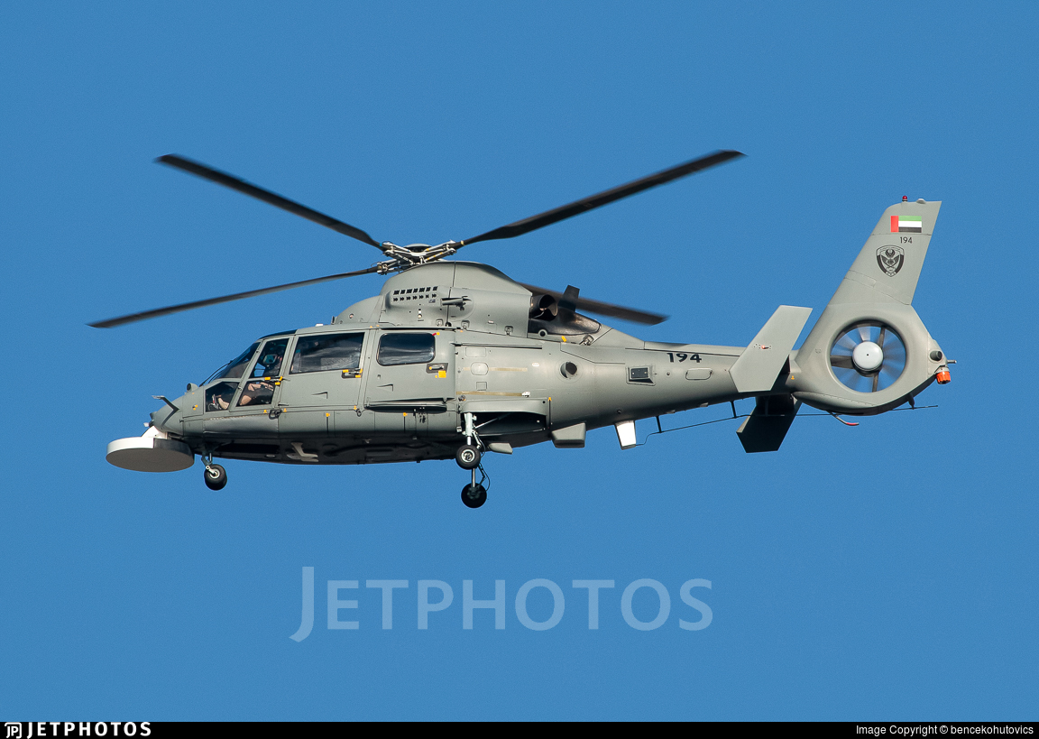 194 - Airbus Helicopters AS565 MBe Panther - United Arab Emirates - Air Force