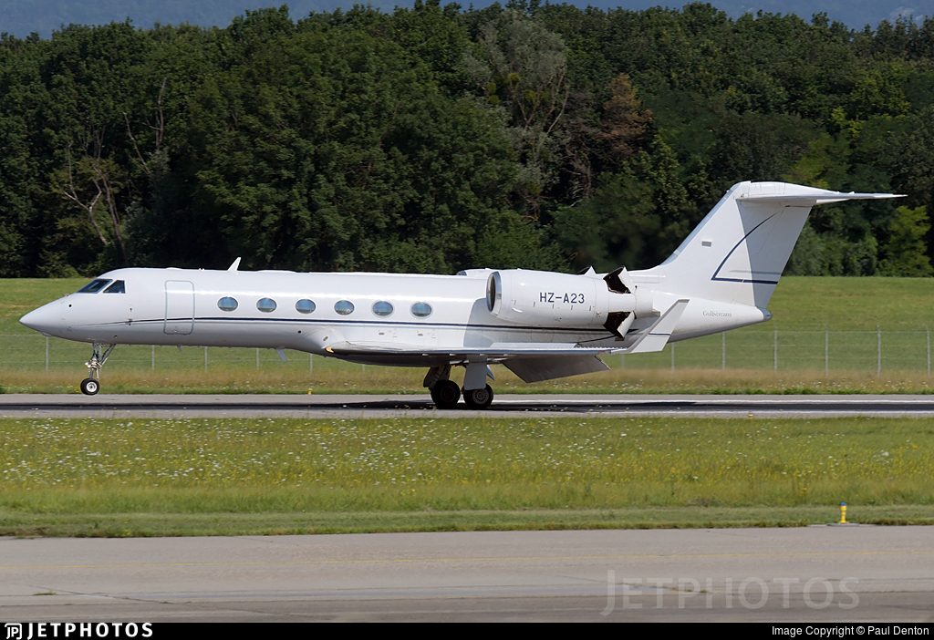 HZ-A23 - Gulfstream G450 - Alpha Star Aviation Services
