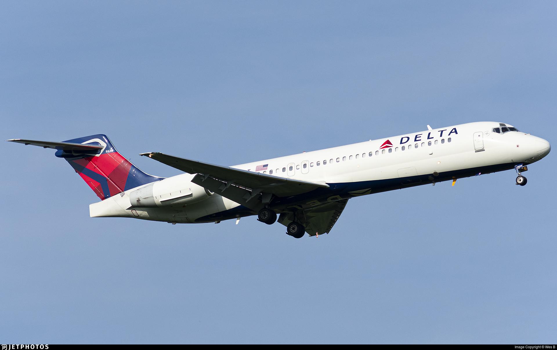 N974AT - Boeing 717-2BD - Delta Air Lines
