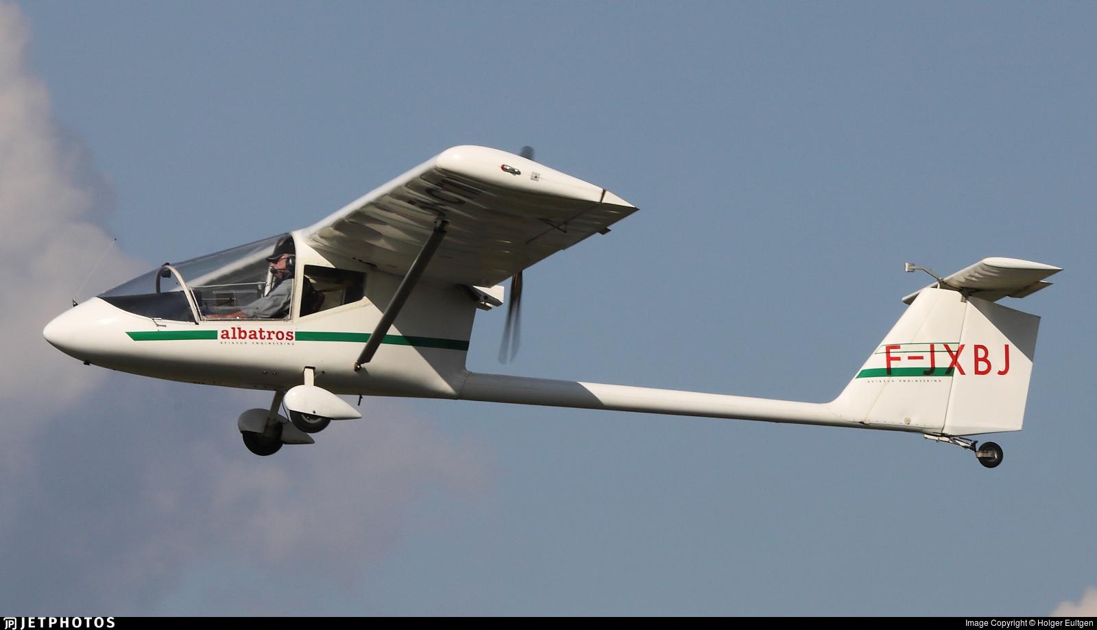 F-JXBJ - Aviasud AE209 Albatros - Private