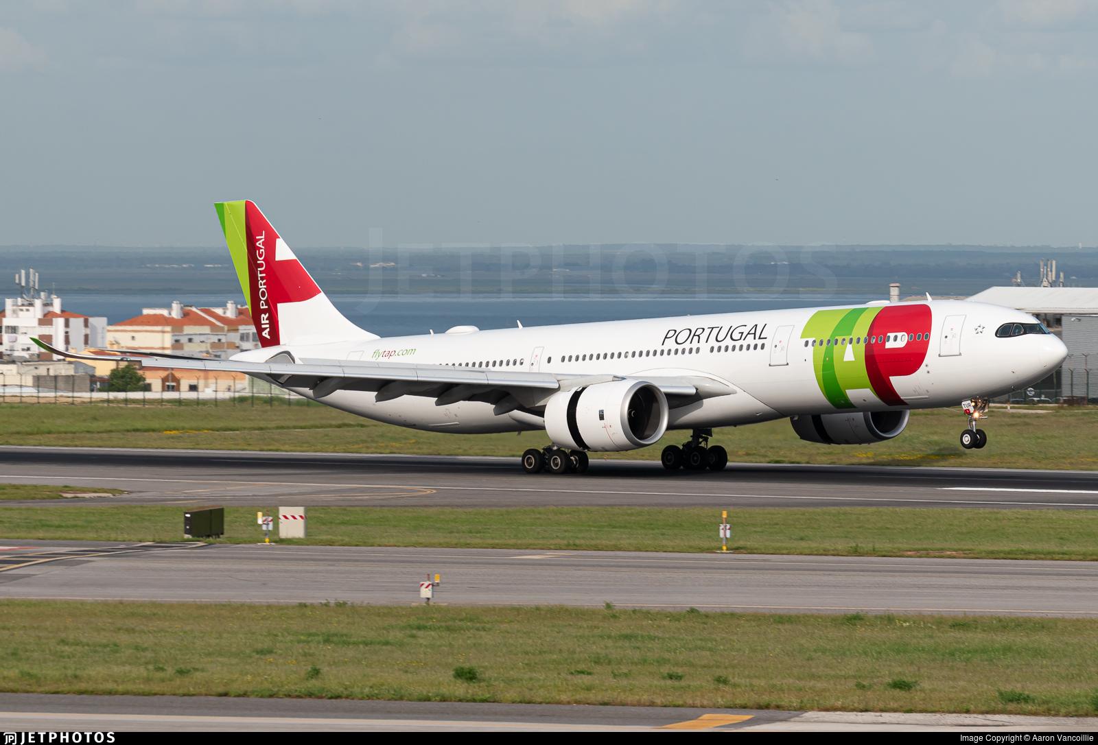 CS-TUR - Airbus A330-941 - TAP Air Portugal