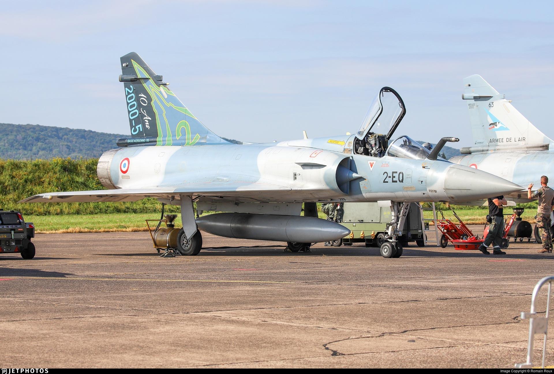 44 - Dassault Mirage 2000-5F - France - Air Force