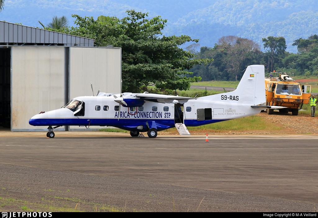 S9-RAS - Dornier Do-228-201 - Africa´s Connection