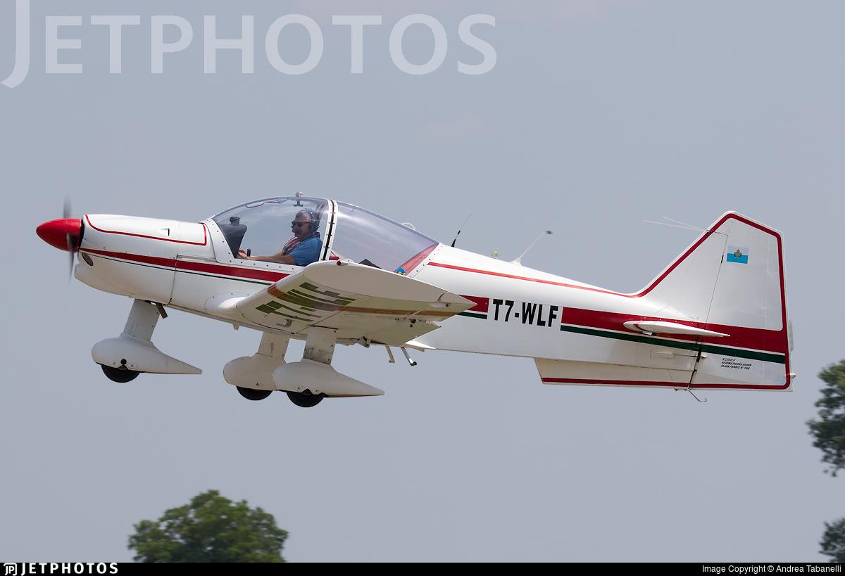 T7-WLF - Robin R2160D - Aero Club San Marino