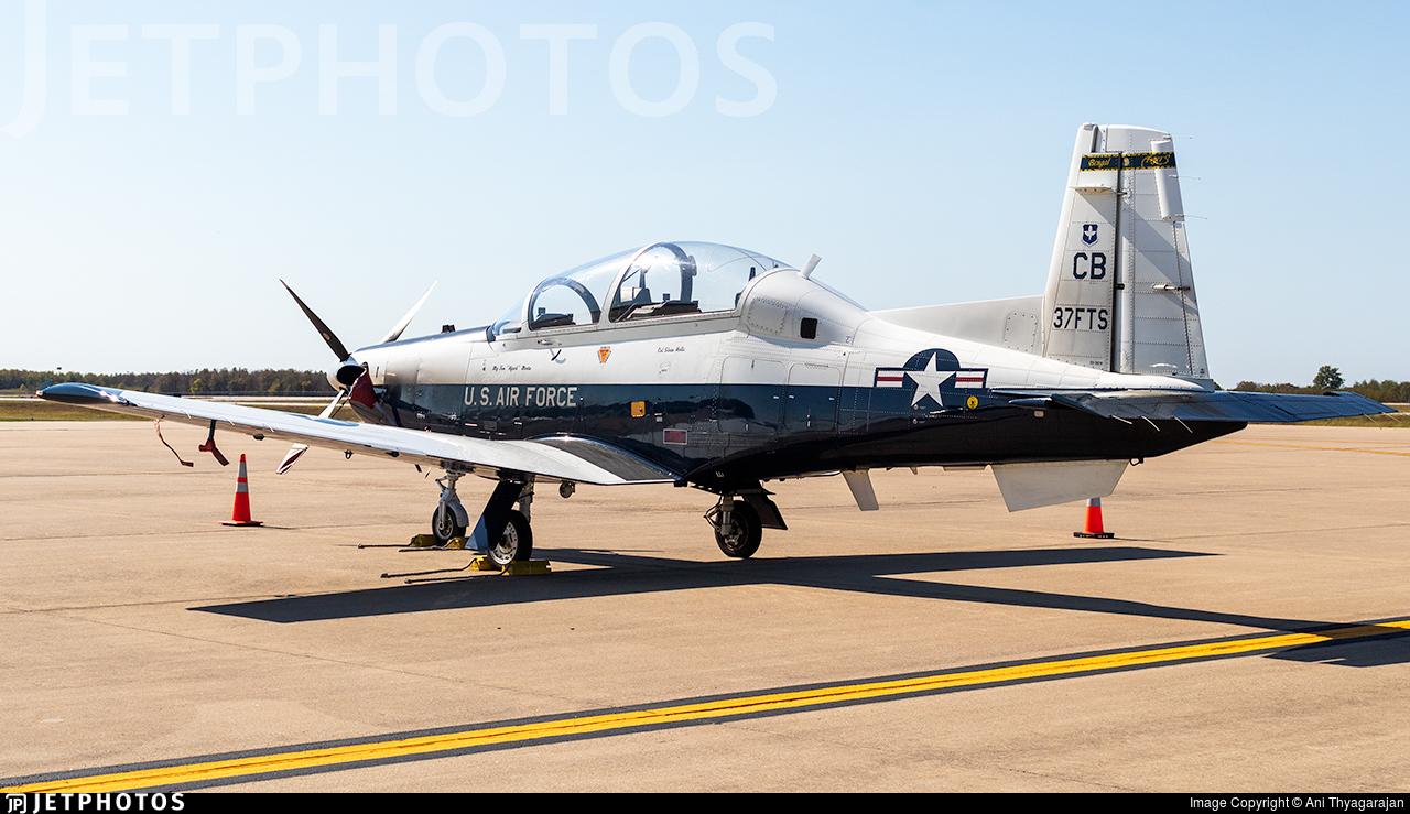 03-3678 - Raytheon T-6A Texan II - United States - US Air Force (USAF)