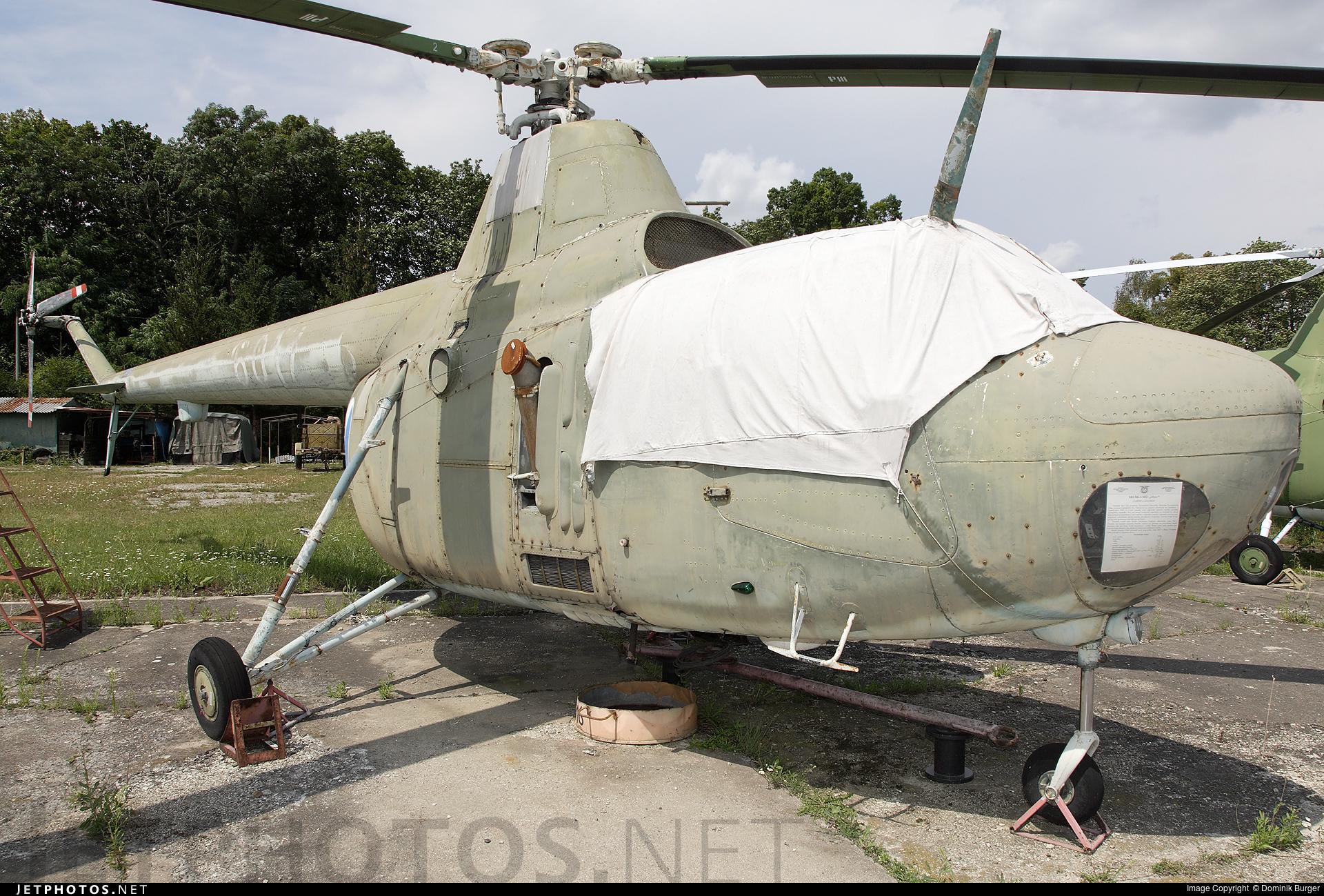 6017 - Mil Mi-1 Hare - Czechoslovakia - Air Force