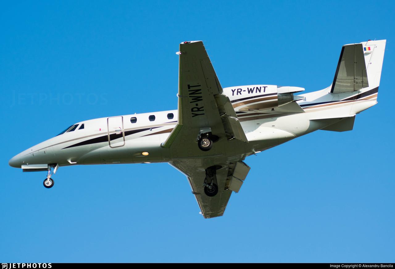 YR-WNT - Cessna 560XL Citation XLS+ - Conarg Motion