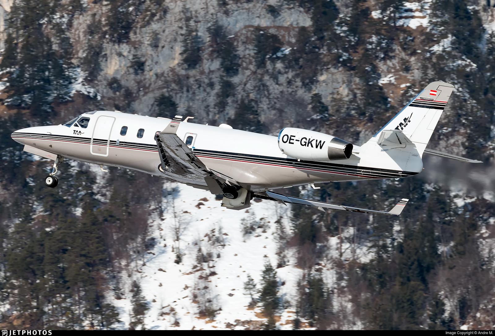 OE-GKW - Gulfstream G100 - Tyrol Air Ambulance
