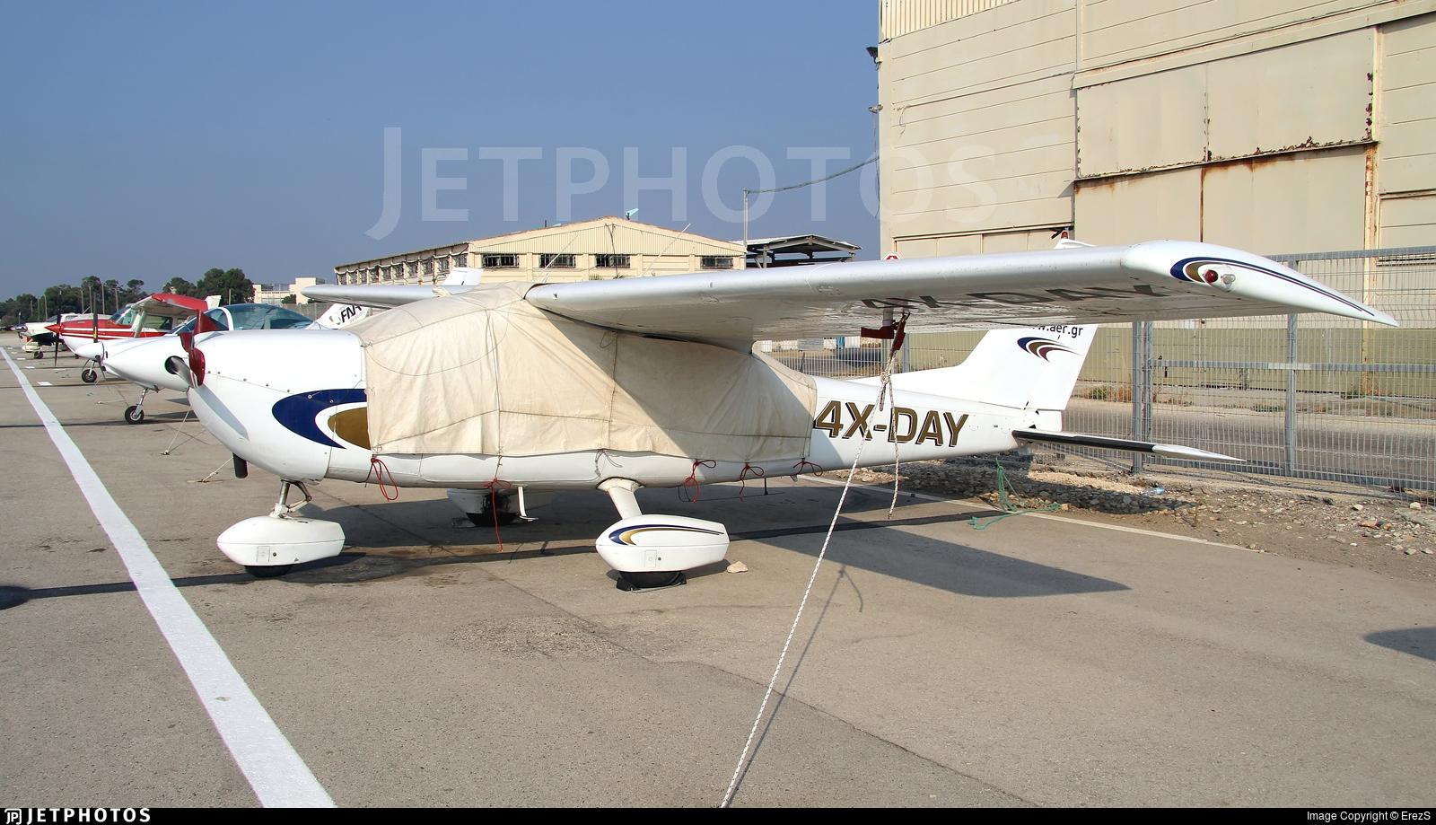 4X-DAY - Cessna 177B Cardinal - Private